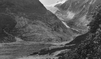 New Zealand Franz Josef 1964
