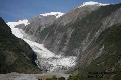 New Zealand Franz Josef 2006