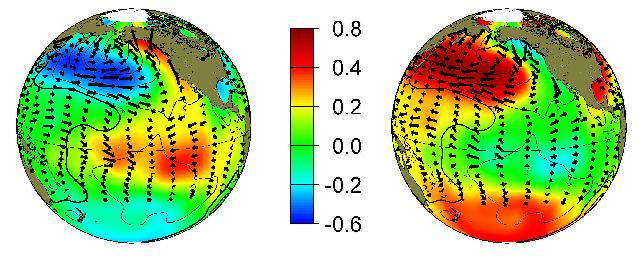 PDO Warm/Cool Phases