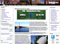 City of Lowell, Massachusetts