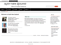 Audit New Zealand