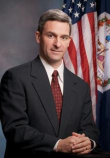 Ken Cuccinelli: Kenneth Thomas 'Ken' Cuccinelli II (born July 30, 1968) is a U.S. politician and the Attorney General of Virginia. From 2002 until January 16, 2010 he was a Republican member of the Senate of Virginia, representing the 37th district in Fairfax County.